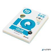 Fénymásolópapír színes IQ Color A/4 80gr pasztell mix PRB  5x50ív