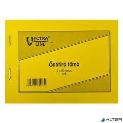 ÖNÁTÍRÓTÖMB VECTRA-LINE A/6 50x2