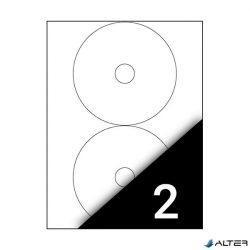 ETIKETT FORTUNA 117 CD CÍMKE (KISLYUKÚ) UNIVERZÁLIS