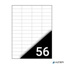 ETIKETT FORTUNA 52,5X21,2 UNIVERZÁLIS