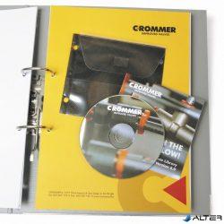 CD/DVD LEFŰZHETŐ TÁROLÓTOK