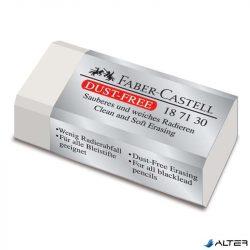 Radír Faber-Castell Vinyl kicsi forgács mentes