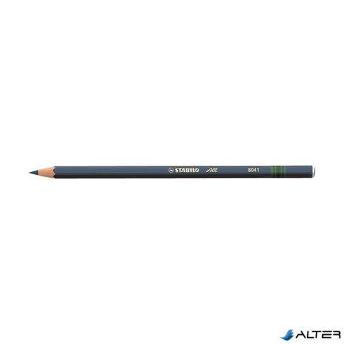 Színes ceruza STABILO All hatszögletű mindenre író kék