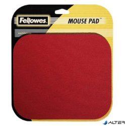 Egéralátét Fellowes textil borítás piros
