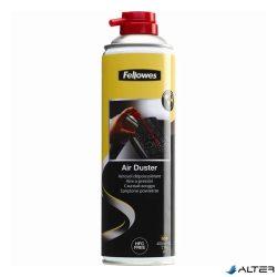 Sűrített levegő Fellowes HFC mentes, gyúlékony, nem forgatható 400 ml