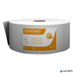 Toalettpapír Fortuna Standard Jumbo midi 23cm 200m 2 rétegű fehér 6/csom