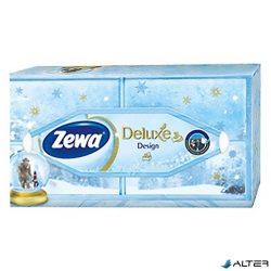Papírzsebkendő Zewa Deluxe 3 rétegű  90db-os dobozos