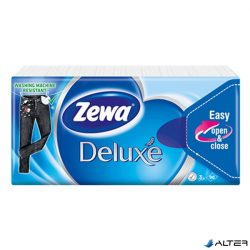 Papírzsebkendő Zewa 3 rétegű Normál  10x10 db-os