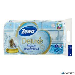 Toalettpapír Zewa Delux 3 rétegű 8 tekercses LE.Spring/Winter