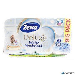 Toalettpapír Zewa Deluxe 3 rétegű 16 tekercses LE. Spring/Winter
