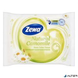 Nedves toalettpapír Zewa Nature Camomile 42db-os