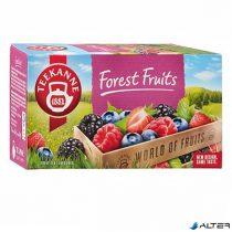 TEA TEEKANNE FOREST FRUITS ERDEI GYÜMÖLCS