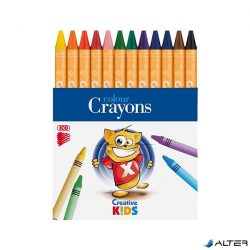 ZSÍRKRÉTA ICO CREATIVE KIDS 12DB-OS