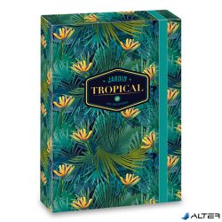 Füzetbox ARS UNA A/5 Tropical Florida