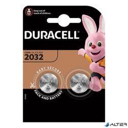 ELEM GOMB DURACELL 3V CR2032 DURACELL 2/BL
