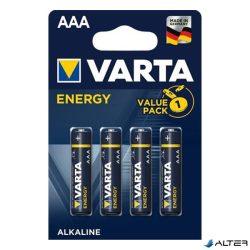 Elem mikro Varta 'Energy' AAA 4-es
