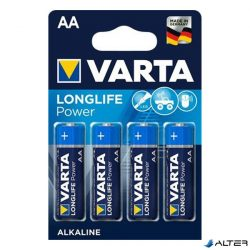 Elem ceruza Varta 'Longlife Power' AA 4-es