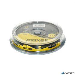 ÍRHATÓ CD MAXELL 700MB 10DB/HENGER