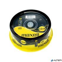 ÍRHATÓ CD MAXELL 700MB 25DB/HENGER