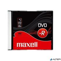 ÍRHATÓ DVD-R MAXELL 4,7GB SLIM TOK
