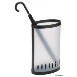 Esernyőtartó, műanyag, ALBA, átlátszó