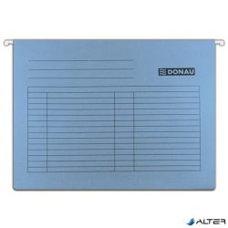 Függőmappa, karton, A4, DONAU, kék