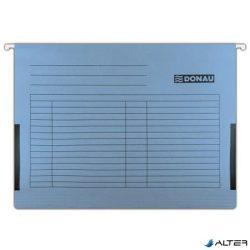Függőmappa, oldalvédelemmel, karton, A4, DONAU, kék