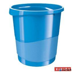 "Papírkosár, 14 liter, ESSELTE ""Europost"", Vivida kék"