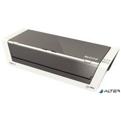 """Laminálógép, A3, 80-250 mikron, LEITZ """"iLAM Touch 2 Turbo"""", fehér-antracit"""