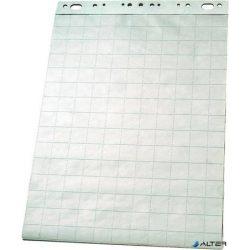 Flipchart papír, sima-kockás, 65x100 cm, 50 lap, ESSELTE