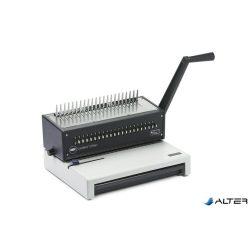 """Spirálozógép, műanyag spirálkötéshez, manuális, 450 lap, GBC """"CombBind C250Pro"""""""