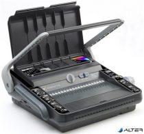 """Spirálozógép, fém és műanyag spirálkötéshez, manuális, 450 lap, GBC """"MultiBind 230"""""""
