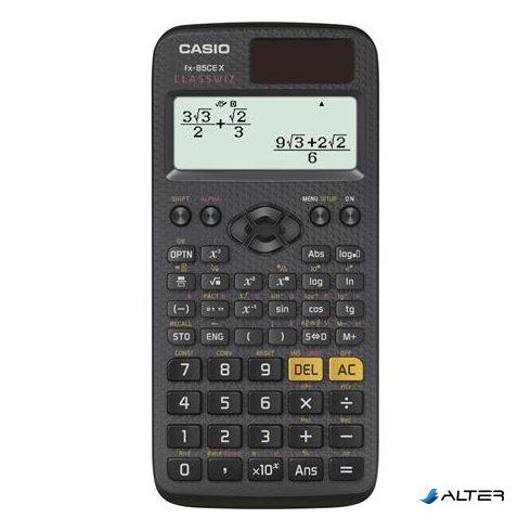 """Számológép, tudományos, 379 funkció, CASIO """"FX-85CEX"""""""