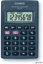 """Zsebszámológép, 8 számjegy, CASIO """"HL-4T"""""""