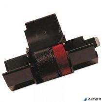Festékhenger számológépekhez, HR-100/150/200 és FR-520/2650/620 típusokhoz, fekete-piros