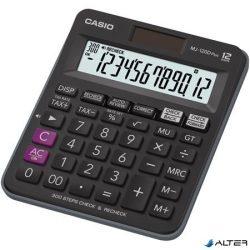 """Számológép, asztali, 12 számjegy, CASIO """"MJ-120D PLUS"""""""