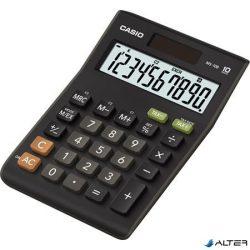 """Számológép, asztali, 10 számjegy, CASIO """"MS-10B S"""""""