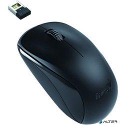 """Egér, vezeték nélküli, optikai, normál méret, GENIUS """"NX-7000"""" fekete"""