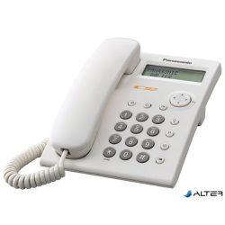"""Telefon, vezetékes, hívófél azonosító, PANASONIC """"KX-TSC11HGW"""""""