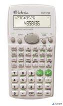 """Számológép, tudományos, 283 funkció, környezetbarát, VICTORIA """"GVT-736"""", fehér"""