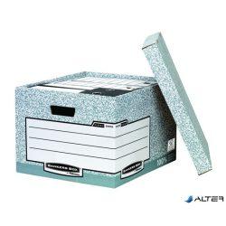 """Archiváló konténer, karton, nagy, """"BANKERS BOX® SYSTEM by FELLOWES®"""""""
