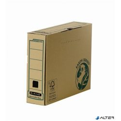 """Archiváló doboz, 80 mm, """"BANKERS BOX® EARTH SERIES by FELLOWES®"""""""