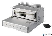"""Spirálozógép, műanyag spirálkötéshez, elektromos, 500 lap, FELLOWES """"Orion-E"""""""