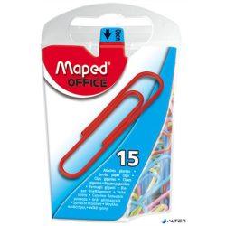 Gemkapocs, 50 mm, MAPED, színes