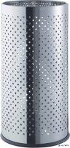 Esernyőtartó, rozsdamentes acél, HELIT, ezüst