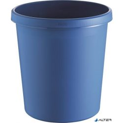 Papírkosár, 18 liter, HELIT, kék