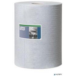 """Törlőkendő, tekercses, oldószeres tisztításhoz, TORK """"Premium Multipurpose Cloth 530"""", kék"""