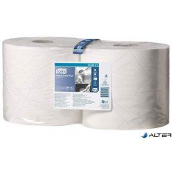 Törlőpapír plusz, tekercses, W1 és W2 rendszer, TORK, fehér