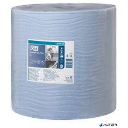 Törlőpapír plusz, tekercses, W1 rendszer, TORK, kék