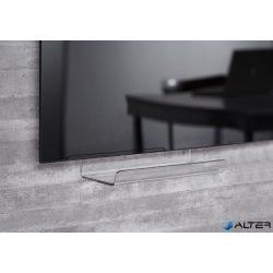 Tolltartó tálca , üvegtáblákhoz, 17 cm, SIGEL
